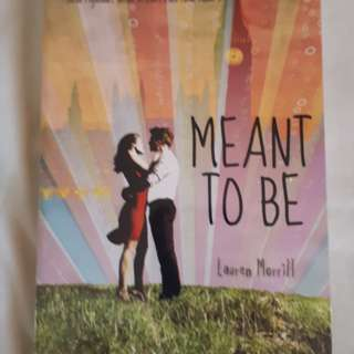 Meant To Be by Lauren Morrill (pre-loved)