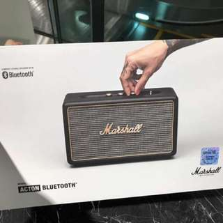 Marshall Acton Wireless Speaker