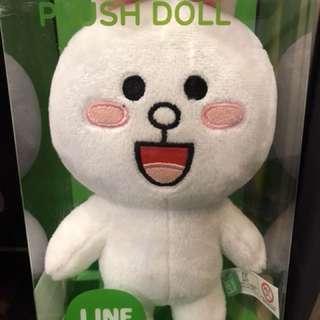 🚚 正版line兔兔玩偶
