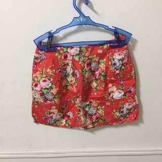 Just G Mini Skirt