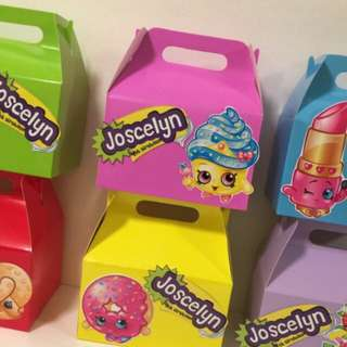Shopkins party box