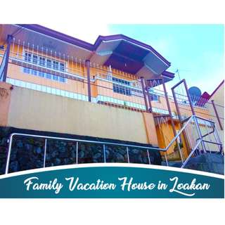 Vacation House in Baguio City!