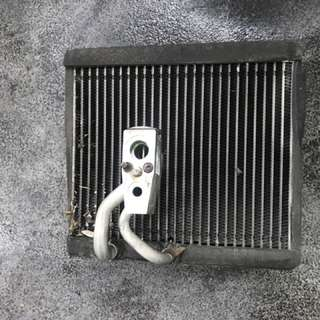 Car air con Chevelot Cruze replace evaporator cooling coil