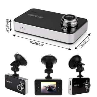K-6000 Full HD 1080p Vehicle DVR  car camera