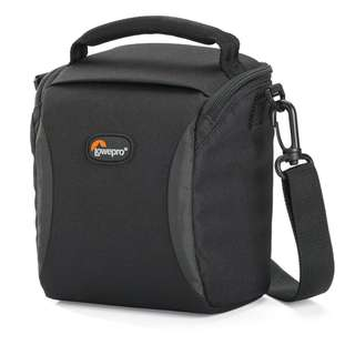 LOWEPRO FORMAT 120 SHOULDER BAG - BLACK