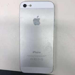 IPhone 5 64 GB Silver