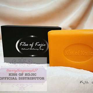 Kiss of Kojic Soap