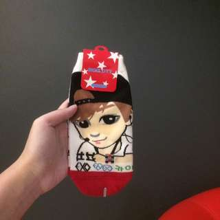 Exo kai growl era korea socks