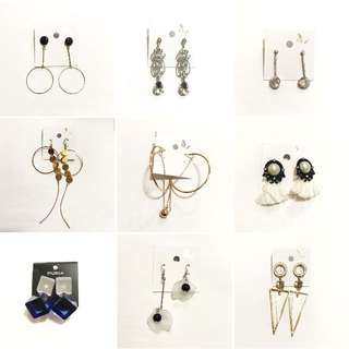 耳環 Earrings