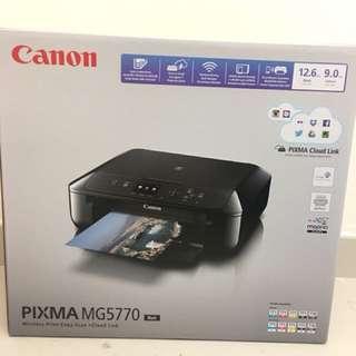 Canon MG5770 Printer