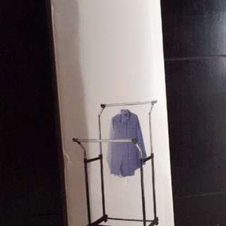Double Garment Rack ( Informa)