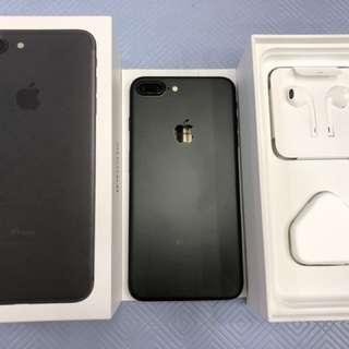 iPhone 7+ 256GB Black