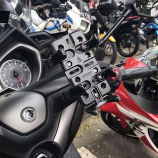 Yamaha Xmax 300, Mwupp Finger Grip Handphone Holder