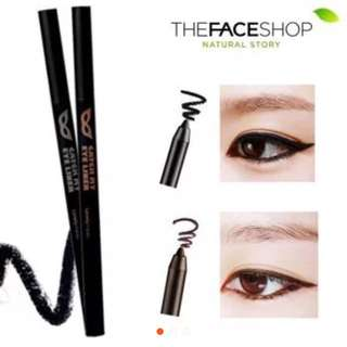 THE FACE SHOP lovely me eyeliner
