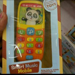 Smart Music Mobile Toy