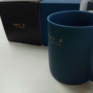 (100%全新) agnes b. DELICES 咖啡杯 ~ 珍藏送禮~ 你值得擁有!