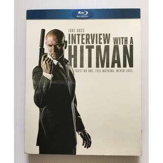 Interview With a Hitman Blu Ray