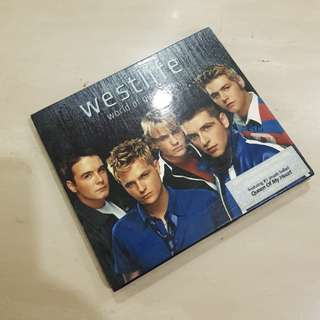 CD - Westlife World of Our Own