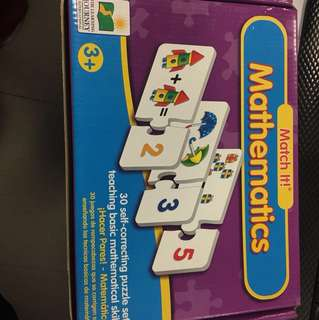 Mathematics & spelling