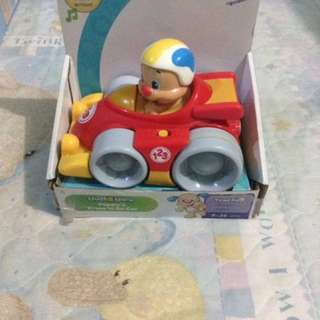 Fisher-price Laugh and Learn Go Car
