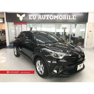 Toyota C-HR 1.2A S-T Turbo