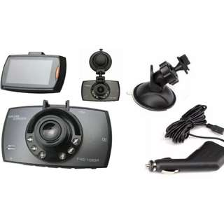 HD DVR Car Camera Driving Recorder Camcorder