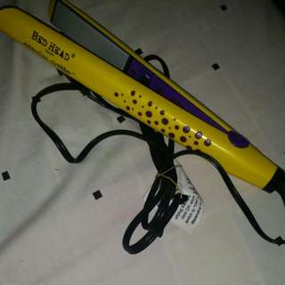 BED HEAD TIGI Attention Grabber Hair Iron