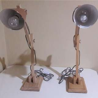 For SALE Industrial Lamp with bulb