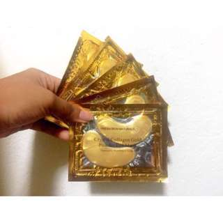Crystal Collagen Gold