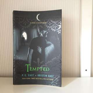 Tempted - a House of Night novel (by P.C Cast and Kristin Cast)