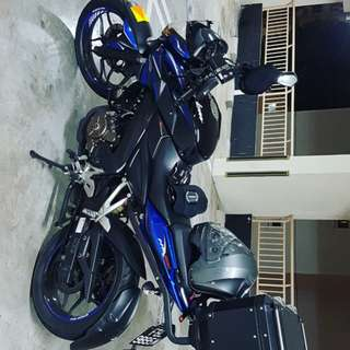 PULSAR NS 200 (FUEL INJECTION)