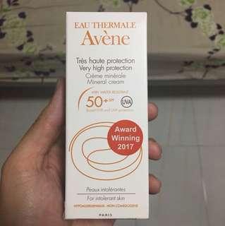 Avene Mineral Cream (Tinted)