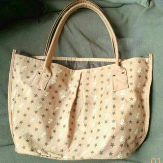 Agnes b handbag 餃子袋
