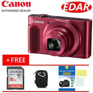 CANON POWERSHOT SX620 HS (Original Set & Official Canon Malaysia)