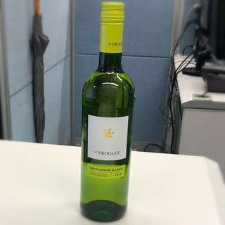 Le Froglet Sauvignon Blanc 2015 (Product of France 🇫🇷) White Wine