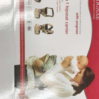 Brand New Pognae Hipset English Manual 3 in 1
