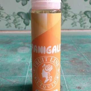 liquid premium panigale 60ml/nic 3mg banana candy by.daily vape