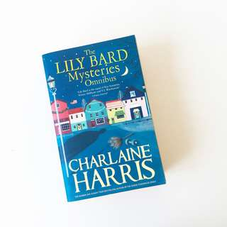 The Lily Bard Mysteries Omnibus (Lily Bard #1-5) by Charlaine Harris