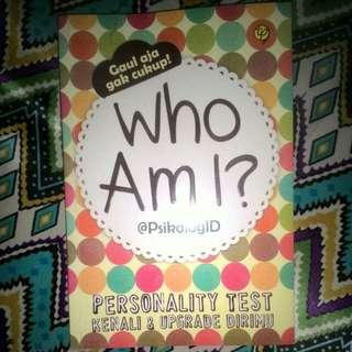 Buku Who Am I ?
