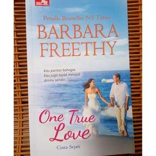 novel one true love ( cinta sejati )