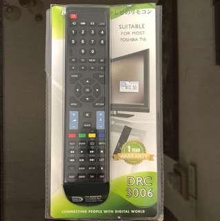 Toshiba TV Remote Control (New)
