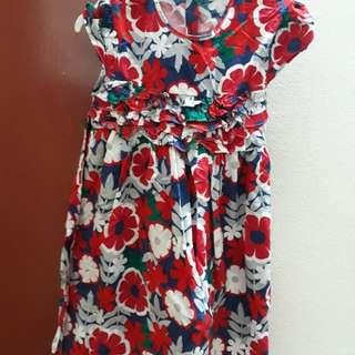 Floral Dress Poney
