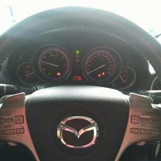 Masda6 2.5 sedan vt(a)year 2009
