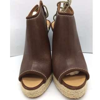 Dsquared2 Vero CUOIO  Brown scandal heel - Dsquared 2 啡色高跟涼鞋