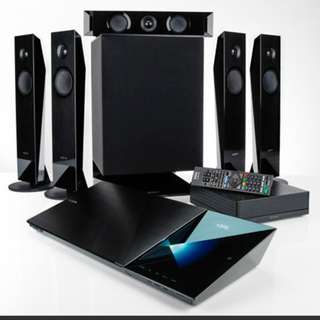 Sony BDV-N7100W (3D Blu-ray Home Cinema with Bluetooth)