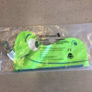 Brand new sealed in plastic The Good Dinosaur by Disney Pencil Case from Singapore Airlines