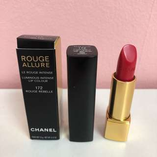 Chanel Rouge Allure Luminious Intense Lip Colour #172 Rouge Rebelle 3.5g