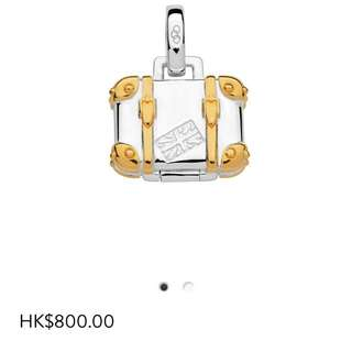 Links of London Sweetie 旅行箱開口charm