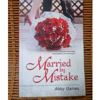 novel merried by mistake