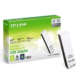 TP-Link N300 usb Adapter - TL-WN821N